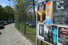 outdoor affichage